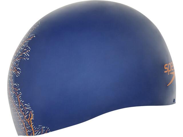 speedo Fastskin - Gorros de natación - azul